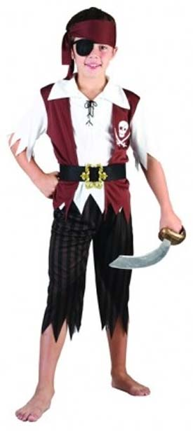 10 Cool Homemade Pirate Costume Ideas; 10 Cool Homemade Pirate Costume Ideas. Posted on January 31, I purchased an oversized white boys dress shirt for $1 at the thrift store. I also bought 4 pieces of brown felt (8″x10″ sheets) at hobby lobby for 50 cents each. We love to dress up as pirates. These costumes are % handmade.