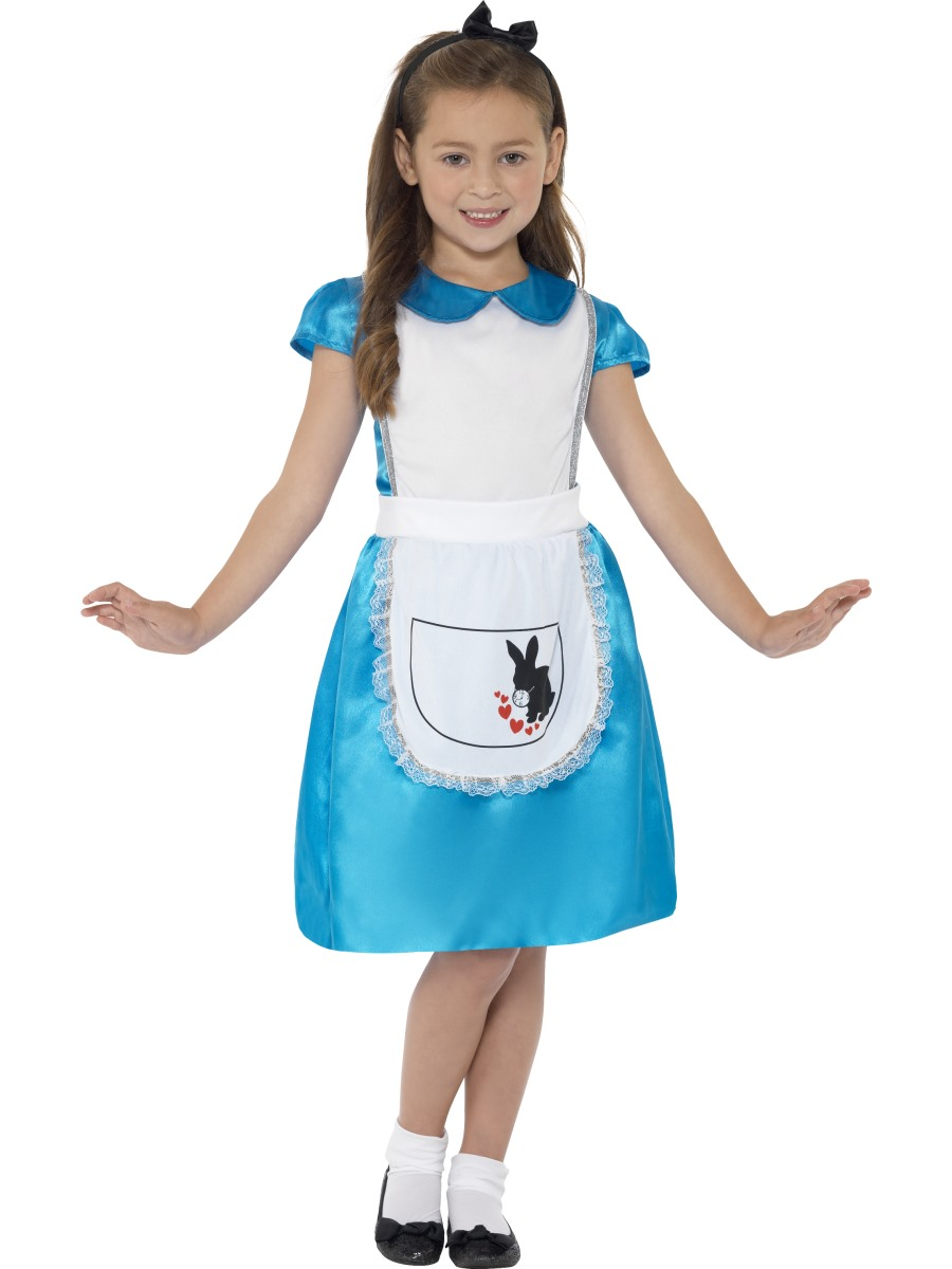 sc 1 st  Childrensfancydress.co.uk : kids alice in wonderland costume  - Germanpascual.Com